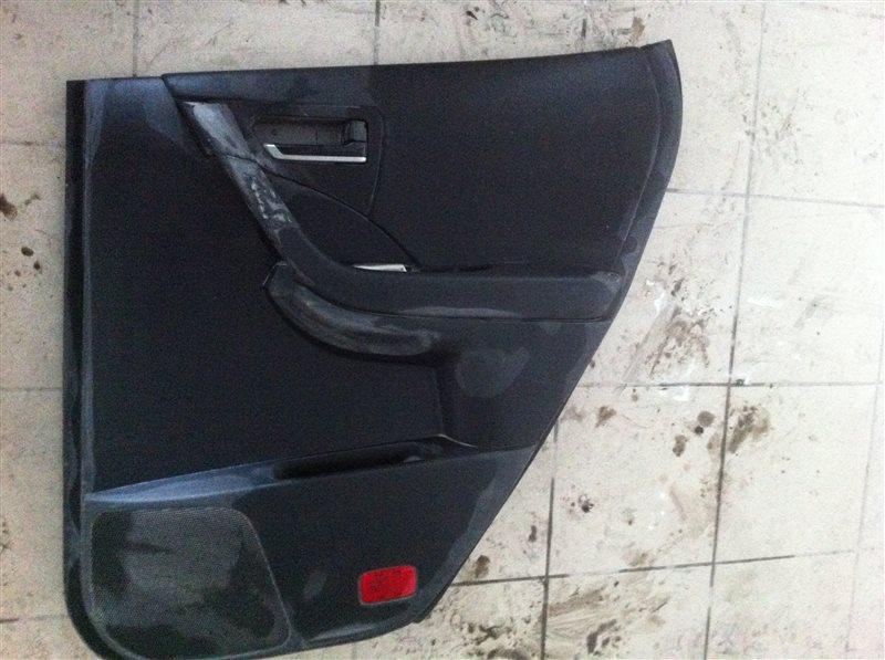 Обшивка двери Nissan Murano 50 задняя правая