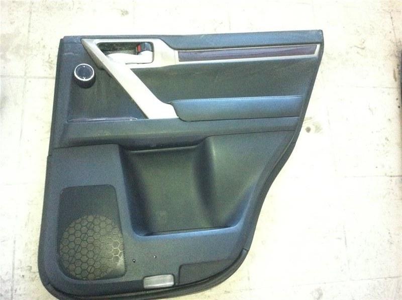 Обшивка двери Lexus Gx460 150 1UR 2014 задняя правая
