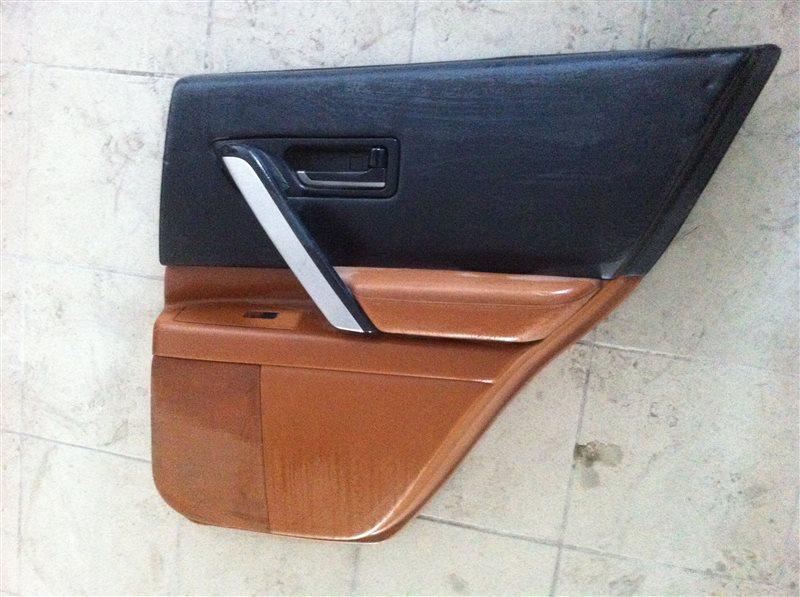 Обшивка двери Infiniti Fx35 50 задняя правая