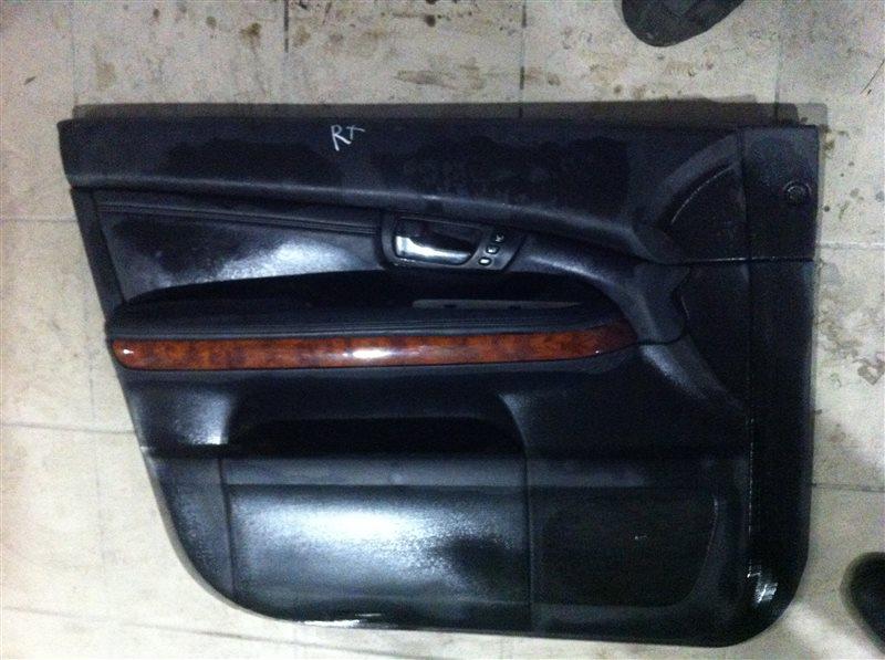 Обшивка двери Lexus Rx330 30 передняя левая