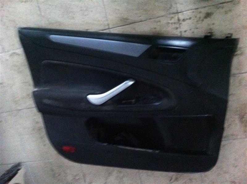 Обшивка двери Ford Mondeo передняя левая