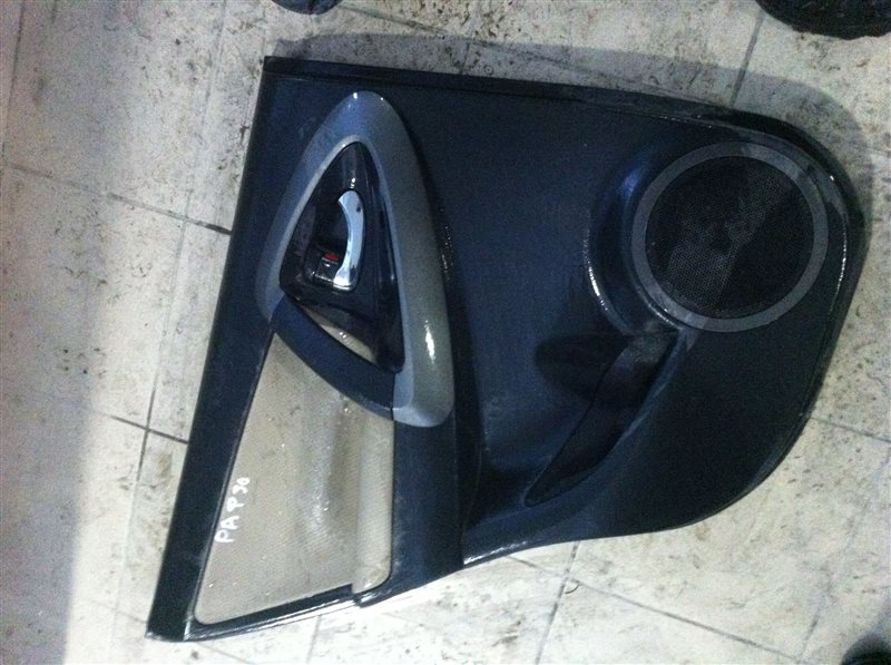 Обшивка двери Toyota Rav4 30 задняя