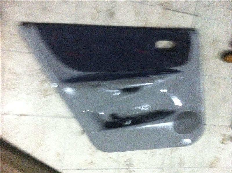 Обшивка двери Mazda Premacy задняя левая