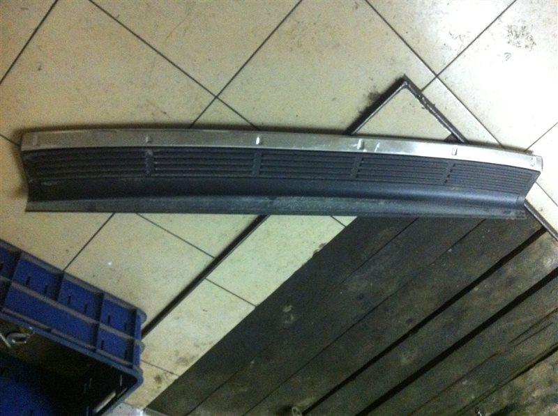 Накладка на бампер Lexus Lx570 200 2012 задняя