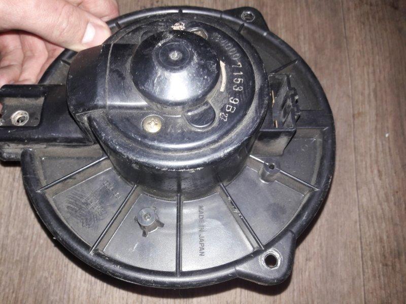 Мотор печки Toyota Nadia SXN10 3SFSED4 2001