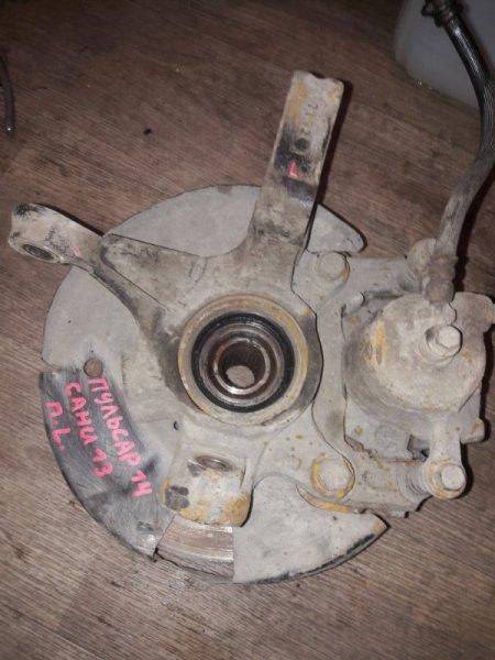 Поворотный кулак, ступица Nissan Pulsar FB14 EN14 GA15DE GA16DE 1994 передний