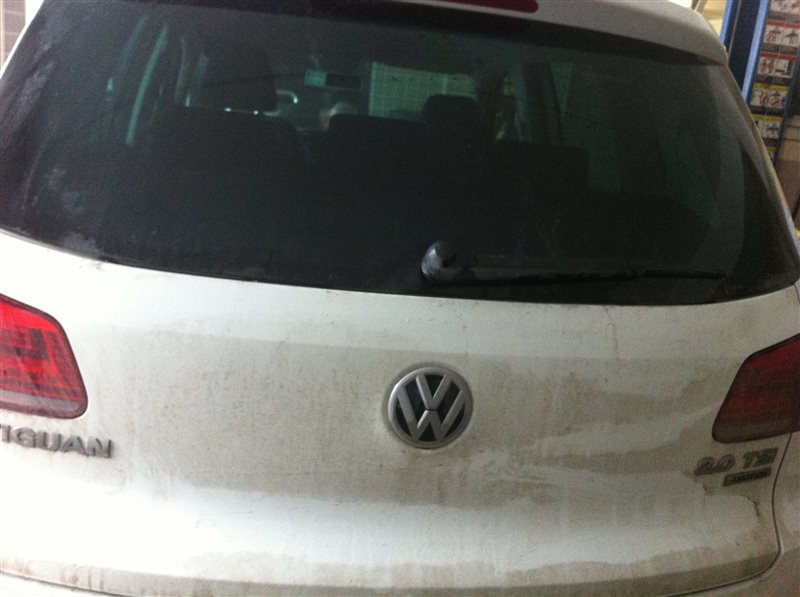 Дверь 5-я дверь багажника Volkswagen Tiguan 5N2 2.0TFSI 2014