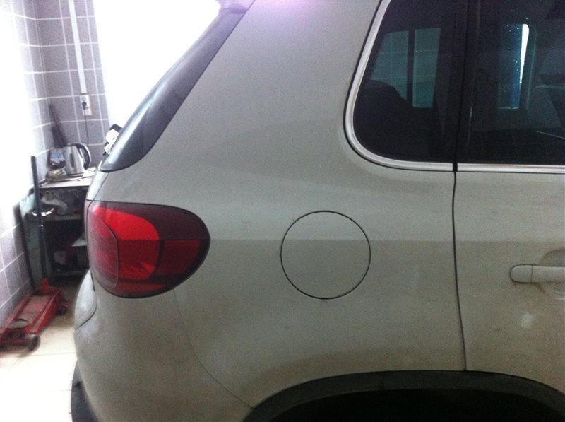 Крыло Volkswagen Tiguan 5N2 2.0TFSI 2014 заднее правое