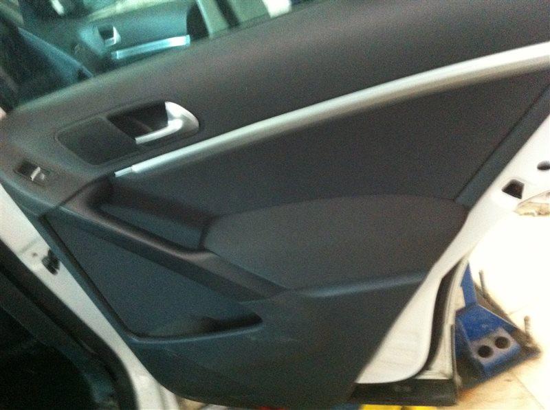 Обшивка двери Volkswagen Tiguan 5N2 задняя правая