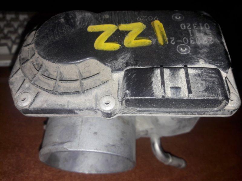 Дроссельная заслонка Toyota Premio ZZT240, ZZT245, AZT240, NZT240 1NZFE, 1ZZFE, 1AZFE 2003