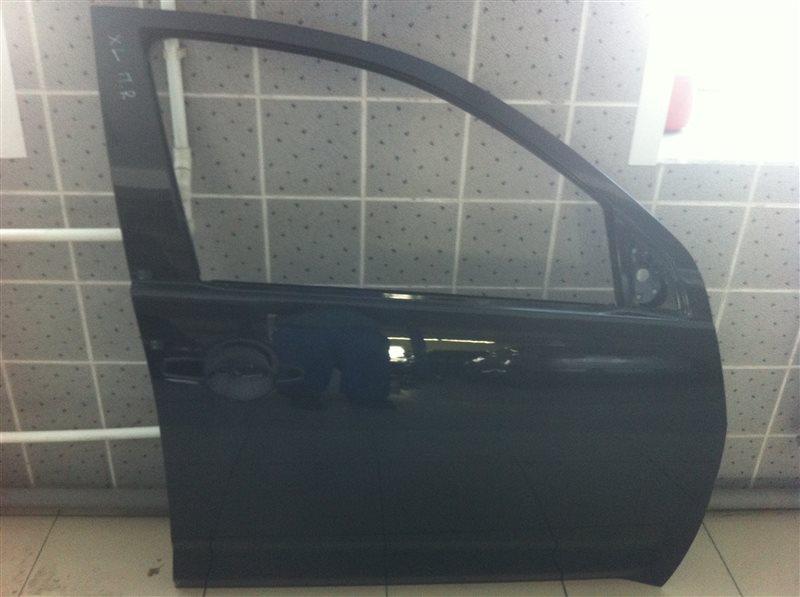 Дверь Mitsubishi Outlander Xl 2009 передняя правая