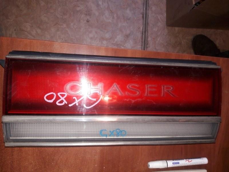 Стоп вставка багажника Toyota Chaser GX81 GX80 1GFE 1992