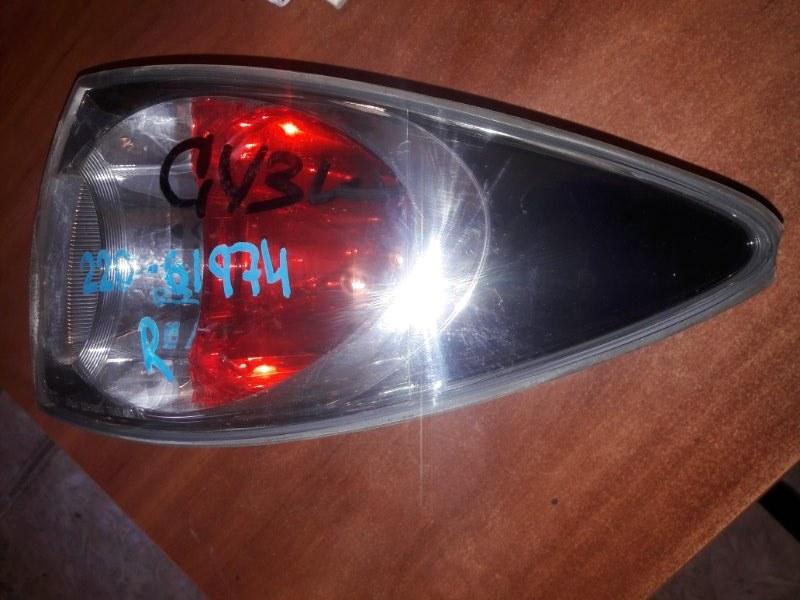 Стоп Mazda Atenza GG3P GG3S GGEP GGES GYEW GY3W 2005