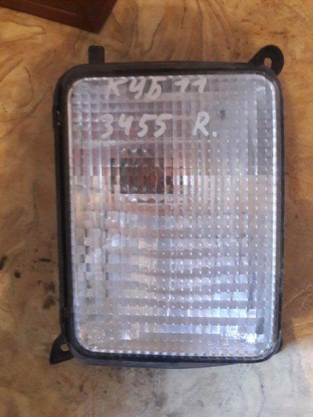 Повторитель в бампер Nissan Cube BZ11 2005