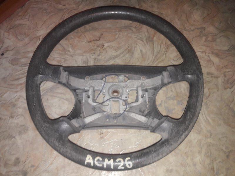 Руль Toyota Ipsum ACM21, ACM26 2AZFE 2002