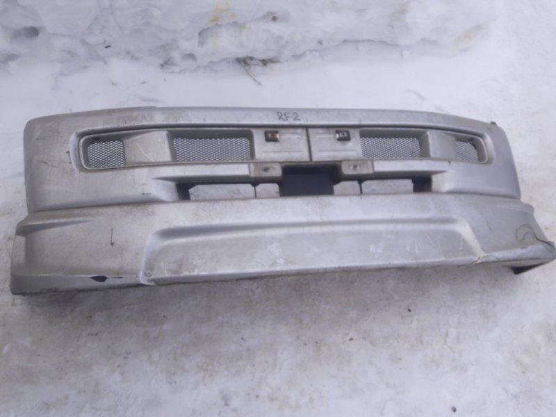 Бампер Honda Stepwgn RF3 2000 передний