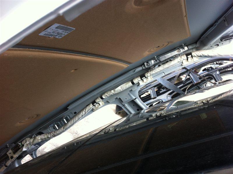Airbag Volkswagen Tiguan 5N2 правый