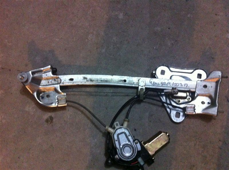 Стеклоподъемный механизм Toyota Chaser 100 задний