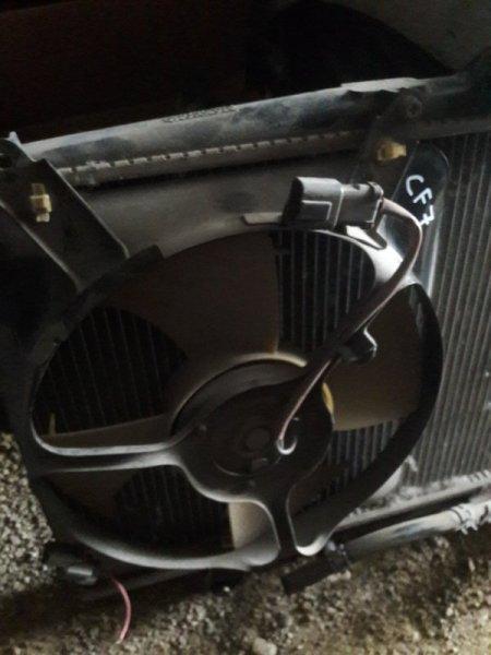 Вентилятор охлаждения радиатора Honda Accord CF7 F20B 2000