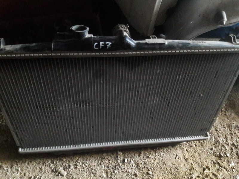 Радиатор двс охлаждения двигателя Honda Accord CF7 F20B 2000