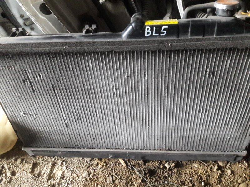 Радиатор двс охлаждения двигателя Subaru Legacy BL5 BL9 EJ204X 2005