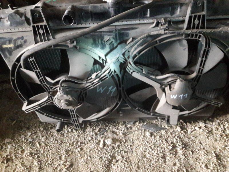 Вентилятор охлаждения радиатора Nissan Expert W11 QG18DE 2003