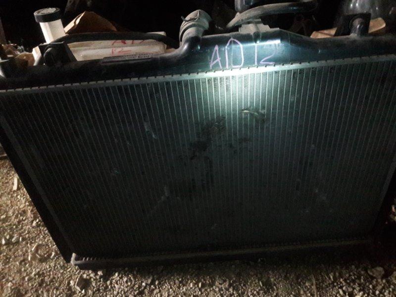 Радиатор двс охлаждения двигателя Nissan Ad VY12 2006