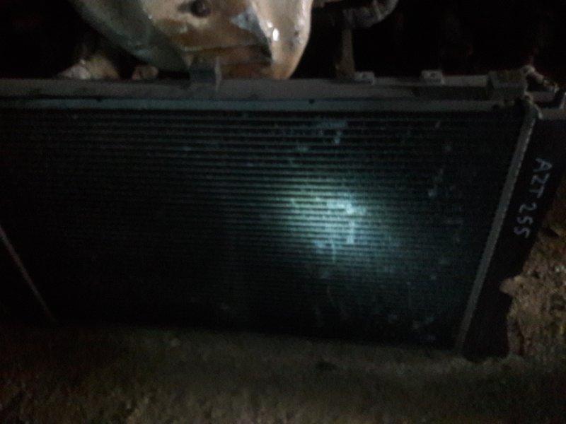 Радиатор двс охлаждения двигателя Toyota Avensis AZT250 AZT255 1AZFSED4 2005