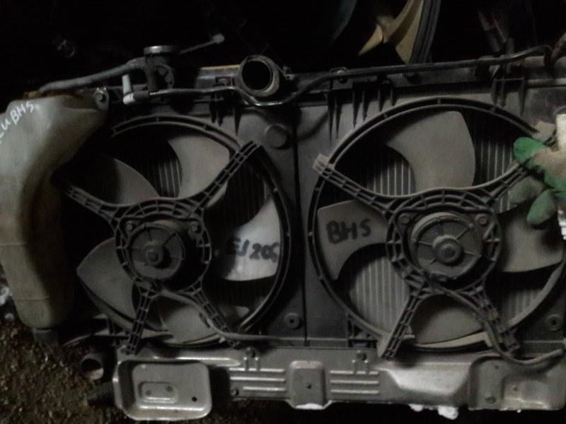 Вентилятор охлаждения радиатора Subaru Legacy BE5 BH5 EJ205 2000