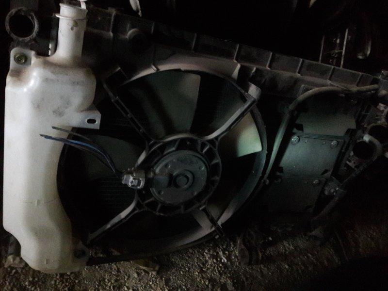 Вентилятор охлаждения радиатора Mitsubishi Colt Z25A, Z23A, Z27A 4G19, 4A90, 4A91 2005