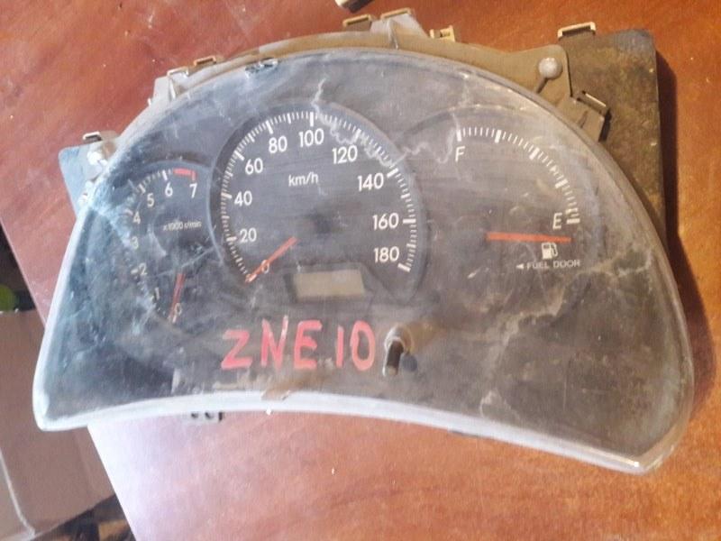 Щиток панель приборов Toyota Wish ZNE10 1SZ 2001