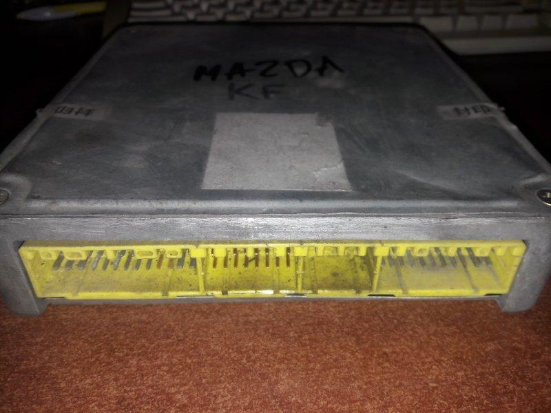 Блок управления двс, бортовой компьютер Mazda Millenia KF