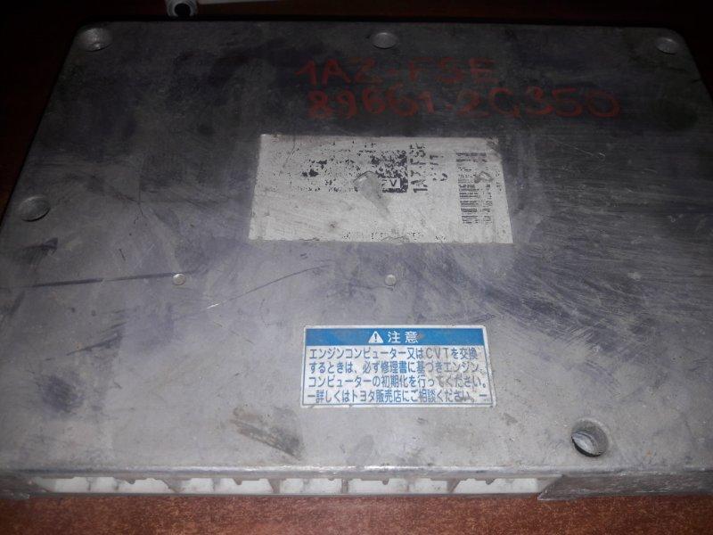 Блок управления двс, бортовой компьютер Toyota Avensis AZT250 1AZFSED4 2004