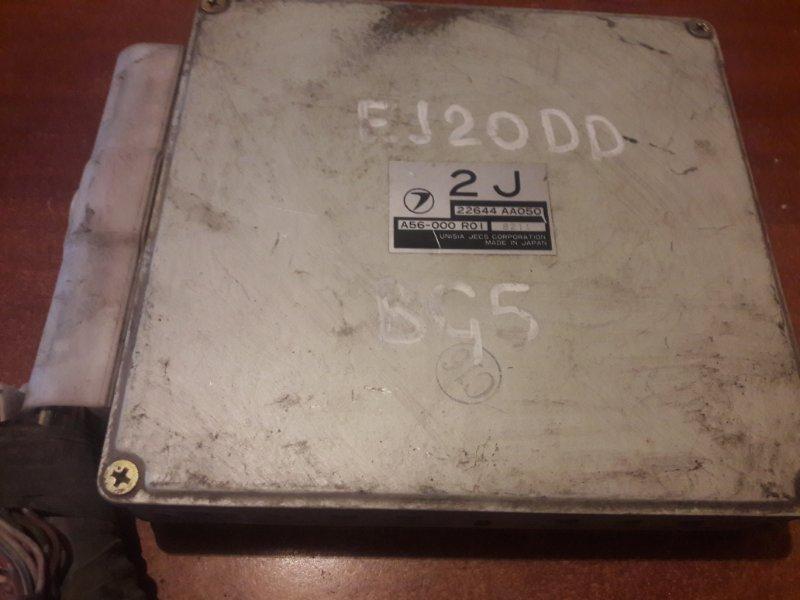 Блок управления двс, бортовой компьютер Subaru Legacy BG5 EJ20