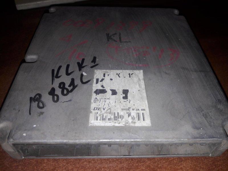 Блок управления двс, бортовой компьютер Mazda Millenia KL KF