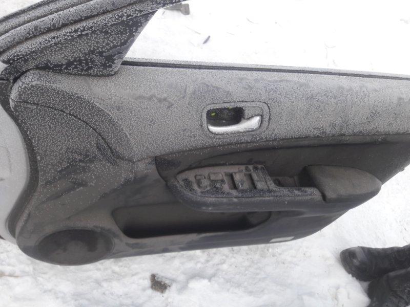 Обшивка двери Honda Accord CL9 CL7 CM 2005 передняя правая