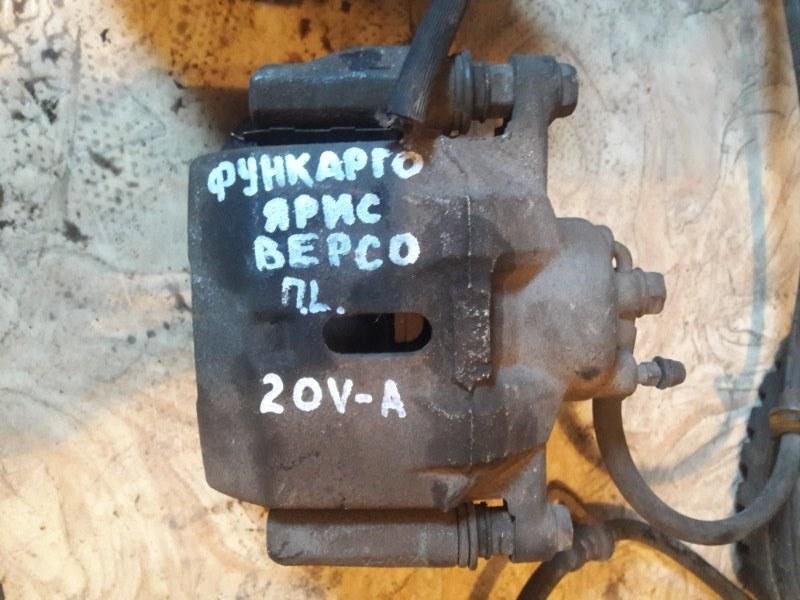 Суппорт Toyota Funcargo NCP20 NCP21 2NZFE 2000 передний