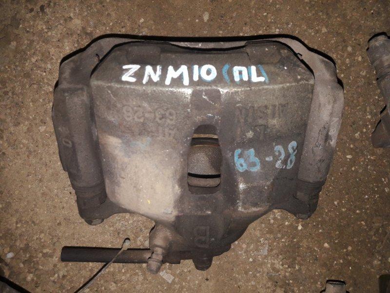 Суппорт Toyota Isis ZNM10 передний левый