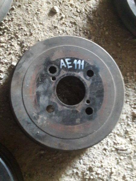 Тормозной барабан Toyota Corolla AE110 AE111 2000 задний