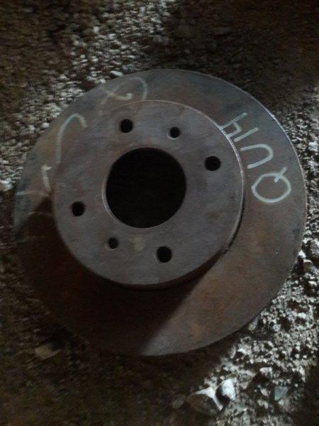 Тормозной диск Nissan Bluebird QU14 1999 передний