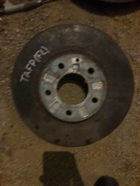 Тормозной диск Mazda Mpv TAFP 2001 передний