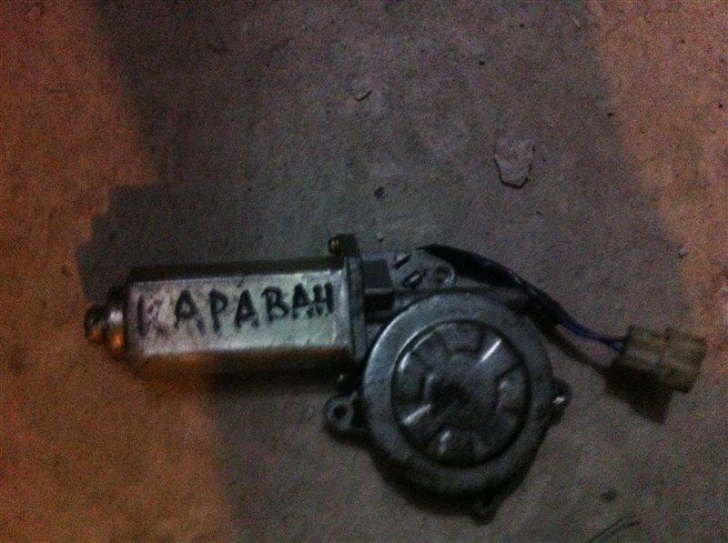 Мотор стеклоподъемника Nissan Caravan