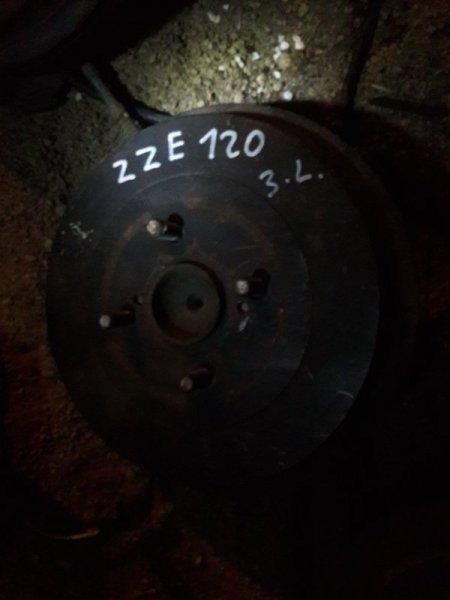 Ступица Toyota Corolla ZZE121 ZZE122 ZZE123 2005 задняя левая