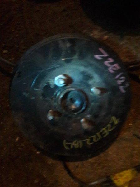 Тормозной барабан Toyota Corolla Fielder ZZE121 ZZE122 ZZE123 2005 задний
