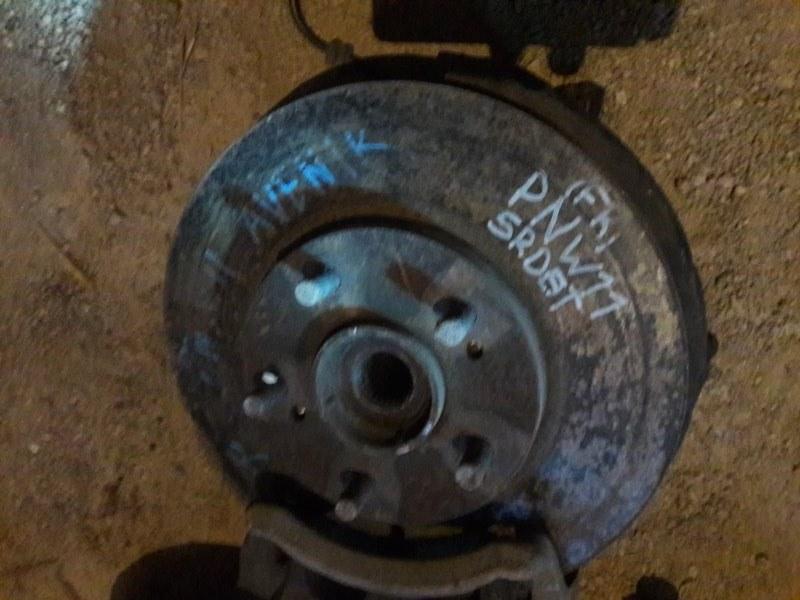 Тормозной диск Nissan Expert W10 2003 передний