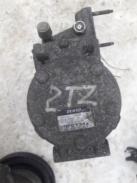 Компрессор кондиционера Toyota 2TZFE