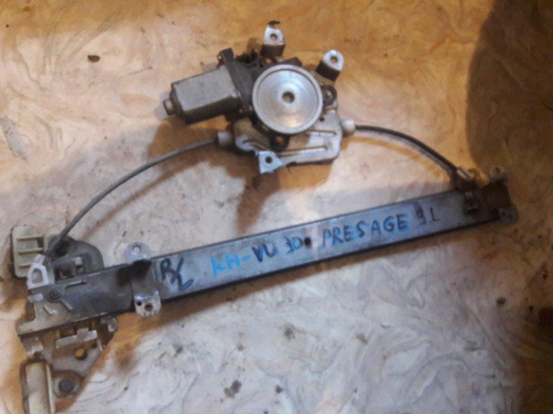 Стеклоподъемный механизм Nissan Presage VU30 HU30