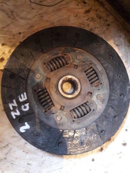 Диск сцепления Toyota Corolla ZZE121 ZZE122 ZZE123 2ZZGE 2005