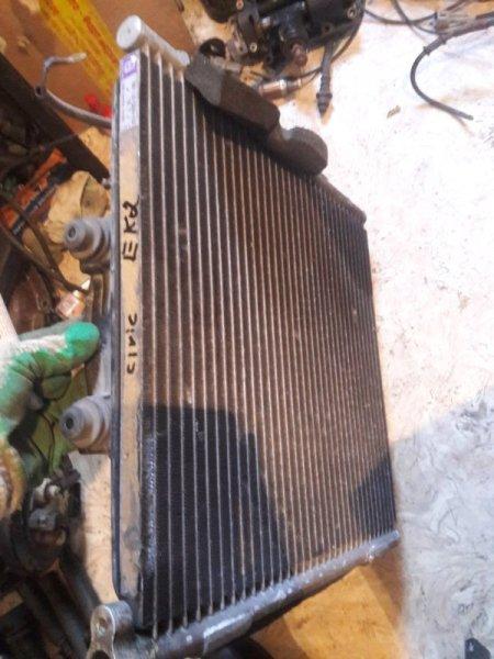 Радиатор кондиционера Honda Civic EK2 EK3 1998