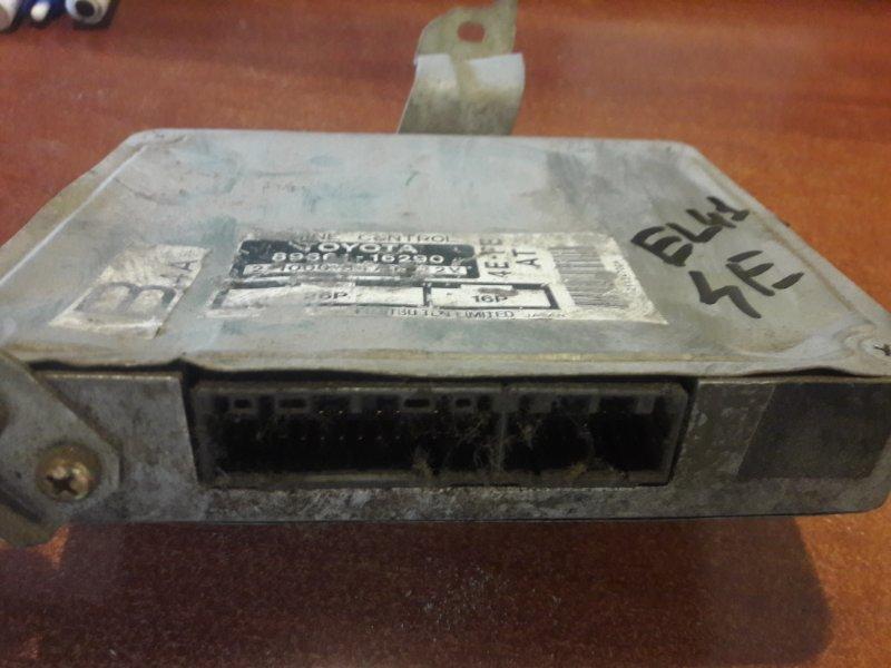 Блок управления двс, бортовой компьютер Toyota Tercel EL41, EL43, EL44, EL45 4EFE, 5EFE 1993
